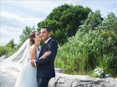 photo numérisée par le photographe Coraline à Frejus : shooting photo spécial mariage à Frejus