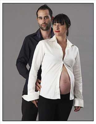 photo prise par le photographe jerome à Saint-Etienne : shooting photo spécial grossesse à Saint-Etienne