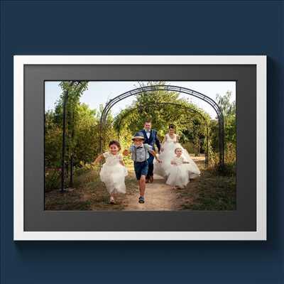 Shooting photo à Biard dont l'auteur est : Michel : photo de mariage