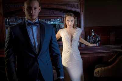 cliché proposé par aspheries à Montpellier : shooting mariage