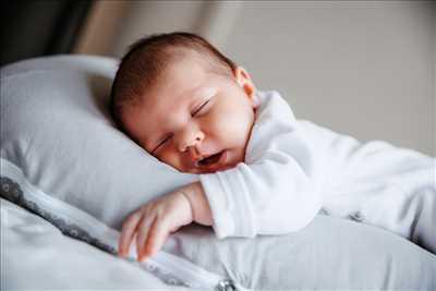 photographie de laurine à Bourg-en-bresse : photo de naissance