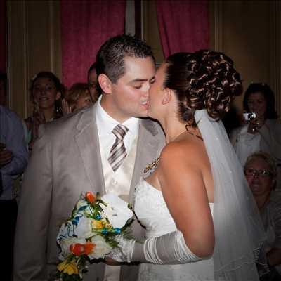 photo numérisée par le photographe R Photos - Pauline Meunier à Montpellier : shooting photo spécial mariage à Montpellier