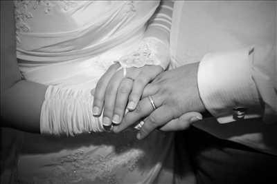 photo prise par le photographe R Photos - Pauline Meunier à Montpellier : photographie de mariage
