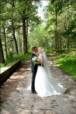photographie de Christelle à Montpellier : photo de mariage