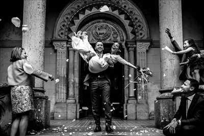 Shooting photo réalisé par Coralie intervenant à Lyon : shooting mariage