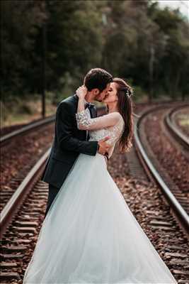 Exemple de shooting photo par Daniels à Lille : shooting photo spécial mariage à Lille