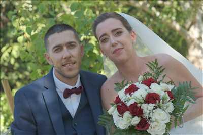 photo prise par le photographe Gilles à Carpentras : photographie de mariage