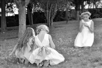 Shooting photo réalisé par Marie intervenant à Amboise