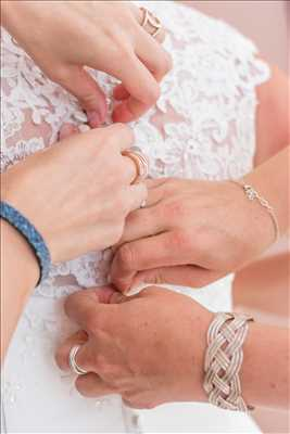photo numérisée par le photographe Laurent à Saint-jacques-de-la-lande : photo de mariage
