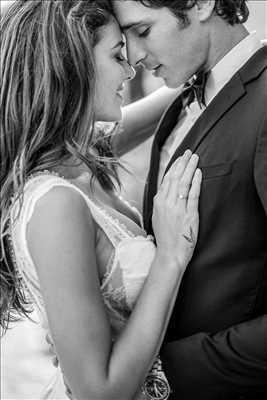 Shooting photo réalisé par Vincent intervenant à Bordeaux : photographie de mariage