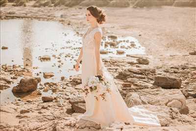 photo numérisée par le photographe Rebecca Luxea à Miramas : shooting mariage