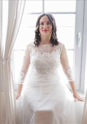photo prise par le photographe Mélanie à Martigues : photographie de mariage