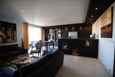 Exemple de shooting photo par Nicolas à Lyon : photographie de bien immobilier
