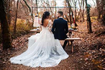 Exemple de shooting photo par Céline à Toulouse : shooting mariage