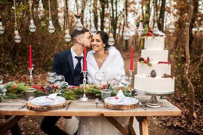 Shooting photo effectué par le photographe Céline à Toulouse : photo de mariage