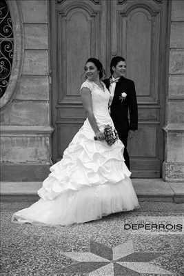 cliché proposé par Guillaume à Montpellier : shooting mariage