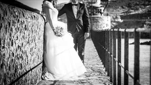 Shooting photo effectué par le photographe Franck à Carcassonne : photographie de mariage