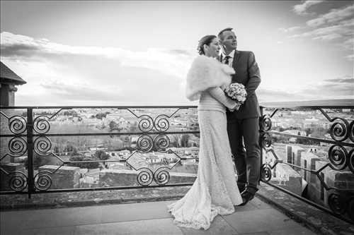 Shooting photo à Carcassonne dont l'auteur est : Franck : photo de mariage