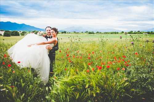 Exemple de shooting photo par Franck à Carcassonne : shooting mariage