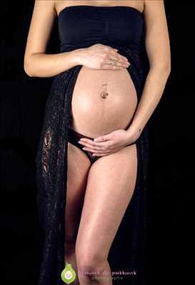 photo prise par le photographe Mickaelle à Étampes : photo de grossesse