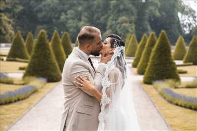 photographie de Adrien à Lille : shooting mariage