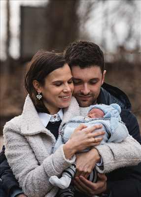 photo numérisée par le photographe Adrien à Lille : shooting photo spécial grossesse à Lille