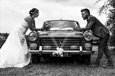 cliché proposé par Magaly à Bourg-en-bresse : photographie de mariage