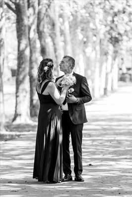 Shooting photo effectué par le photographe Magaly à Bourg-en-bresse : shooting mariage