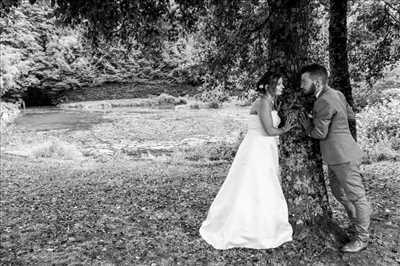 Exemple de shooting photo par Magaly à Bourg-en-bresse : photo de mariage