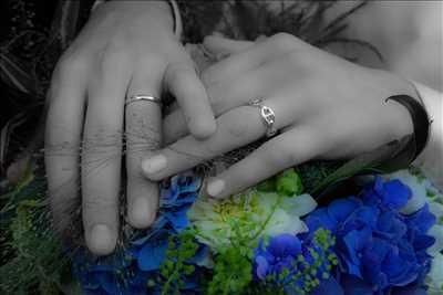 photo numérisée par le photographe Dorothée à Rochefort : shooting mariage