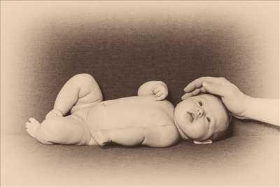 photo prise par le photographe Pascal à Vannes : shooting pour une naissance