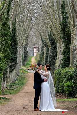 Shooting photo à Toulouse dont l'auteur est : Tran : shooting mariage
