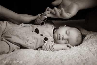 photographie de david à Tours : photographe pour bébé à Tours
