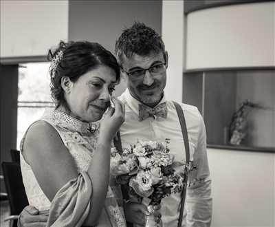 Shooting photo effectué par le photographe laurence à Thionville : shooting mariage