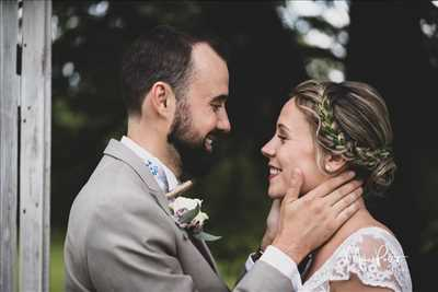 photo numérisée par le photographe Mika à Villefranche-sur-saône : shooting mariage