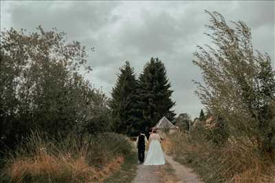 photo prise par le photographe Léa  à Reims : photo de mariage