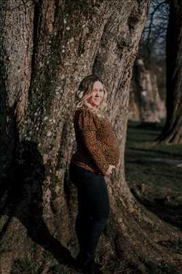 photographie de Léa  à Reims : shooting grossesse