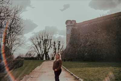 cliché proposé par Léa  à Reims : shooting photo spécial grossesse à Reims