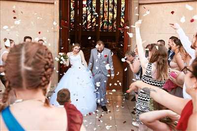 photo prise par le photographe Yann à Dieppe : photographie de mariage
