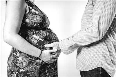 photographie de Renaud à Lyon : shooting grossesse