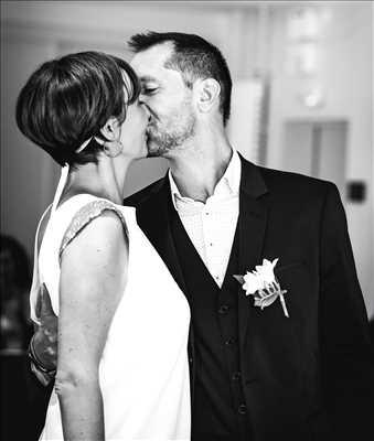Shooting photo effectué par le photographe Renaud à Lyon : photo de mariage