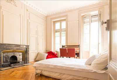 Shooting photo effectué par le photographe Alina à Lyon : photographie de bien immobilier