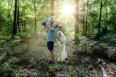 Exemple de shooting photo par Raphaël à Tours : shooting grossesse
