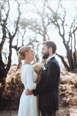 photo numérisée par le photographe Tiffany à Villeurbanne : photographie de mariage