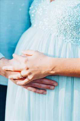 Exemple de shooting photo par Tiffany à Villeurbanne : shooting grossesse