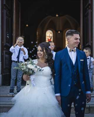 photo numérisée par le photographe Timothée à Lyon : photographie de mariage