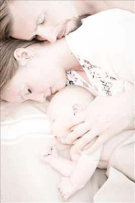 photo numérisée par le photographe florence à Aix-en-provence : photographe pour bébé à Aix-en-provence