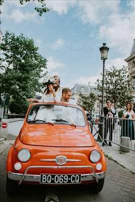Shooting photo effectué par le photographe PhilArty à Paris : shooting photo spécial mariage à Paris