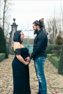 cliché proposé par Flora à Tarbes : photo de grossesse