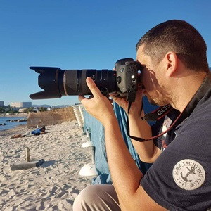 Shooting photo à Marseille avec Brian